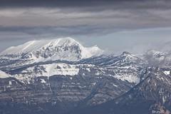 20180102_Les_3_becs_4746_DxO-BorderMaker (Bruno Durieu) Tags: drôme lanscape mountain mobntagne winter neige snow soleil nuage glace rochers paysage ciel montagne flanc de vercors diois pierre