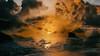Double exposure #1 - Fernando de Noronha - sunset (Enio Godoy - www.picturecumlux.com.br) Tags: sunshine 16x9 sunset nature bluesea canon doubleexposure sea bluesky beach g15 brazil analogefexpro2 sky fernandodenoronha viveza21317283812243093 paradise canong15 niksoftware