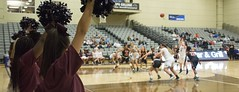 Ramapo's Women's Basketball Faces Up Against WPU (ramapocollege) Tags: fall 2017 students athletics event slider