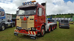 Photo of TUG324W Scania 142E at Welsh Truck Show, Carmarthen