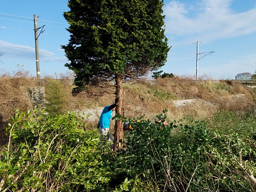 福島県浪江町で災害ボランティア(援人 2017年 1215便)