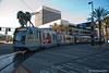 LOS ANGELES--250 lv Long Beach Blvd./1st Street OB (milantram) Tags: electricrailtransport railsystemslosangeles losangeles lacmta streetcars trolleys trams lightrail blueline