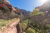 Wandern im Grand Canyon (LB-fotos) Tags: arizona grandcanyon natur nature usa hiking trail wandern bright angel