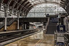 London Paddington (PAJ880) Tags: london paddington uk railway station tracks platforms train shed great western brunel victorian architecture gwr