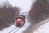 The Bayport Job (wc_sd45_7500) Tags: mnnr minnesota commercial b237 b23 ge bayport job anderson windows up union pacific train trains railroad railroads