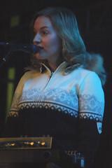 Ice Music (2017) 09 - Maria Skranes (KM's Live Music shots) Tags: jazz norway icemusic mariaskranes fridaytonic nordicmatters winterfestival southbankcentre