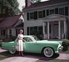 1955 Ford Thunderbird (biglinc71) Tags: 1955 ford thunderbird