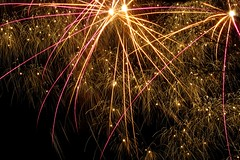 ...and we have new year! :) (green_lover) Tags: fireworks lights night newyear smileonsaturday