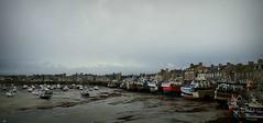 Port de Barfleur.... (kate053) Tags: normandie barfleur port pêche marée