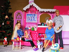 2nd child on the way (flores272) Tags: kendoll barbie barbiedoll barbiefurniture barbieclothing barbiefashionistas barbiefashionista christmas santa barbiewinterfamilybuildup barbiewintercabin poseable poseablebarbie doll dolls toys toy barbiebaby toydog tori generationgirl generationgirlbarbie generationgirltori