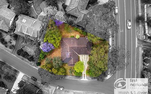 1 Kanangra Av, Baulkham Hills NSW 2153