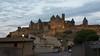 Carcassonne v podvečer (zcesty) Tags: soumrak hrad architektura andorra6 francie carcassonne andorra2012