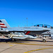 168375 Boeing EA-18G Growler Electronic Attack Squadron 140 (VAQ-140) Patriots