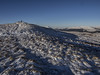 The Bishops Seat in Snow - Dec 2017 (GOR44Photographic@Gmail.com) Tags: scotland argyll cowal snow gor44 winter dunoon thebishopsseat trigpoint hill blue sky omdem5 olympus 1240mmf28 shadows