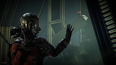 Prey / Anybody Out There? (Stefans02) Tags: prey 2017 bethesda arkane studios softworks cry engine morgan yu mimics cryengine fps talos 1 typhon game games lobby screenshots screenshot screenshotart art beautiful beauty digital landscape enveironment enveironments hotsampling hotsampled 4k image downsampling space spaceship spacestation architecture virtual virtualphotography videogames screencapture pcgaming societyofvirtualphotographers gaming building