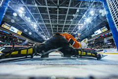 "Kansas City Mavericks vs. Colorado Eagles, December 17, 2017, Silverstein Eye Centers Arena, Independence, Missouri.  Photo: © John Howe / Howe Creative Photography, all rights reserved 2017. • <a style=""font-size:0.8em;"" href=""http://www.flickr.com/photos/134016632@N02/38255783805/"" target=""_blank"">View on Flickr</a>"