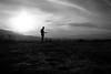 Sunset in Skopje (parenthesedemparenthese@yahoo.com) Tags: dem bw blackwandwhite clouds fyr fall macedoine monochrome nb noiretblanc silhouette skopje sky sunset automne canoneos600d ciel day dramatic dramatique exterieur grass homme humain journée nuages outdoors paysage pelouse photographiederue