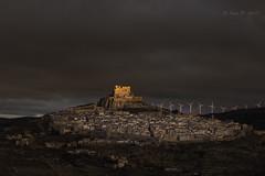 Morella, amaneciendo (Luis R.C.) Tags: morella castellón españa paisajes amanecer pueblos nikon d610