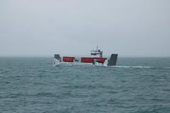 Vehicle carrier (gsreejith) Tags: magnetic island magneticisland qld visitqld queensland visitqueensland australia ocean beaches beach