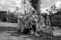 Khanty-100 (Polina K Petrenko) Tags: farnorth russia siberia culture ethnic holiday indigenous khanty localpeople nikon reindeer traditional