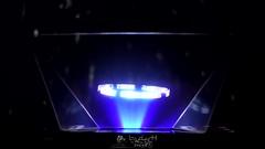 Ho Ho HolographiX-Mas (LeWelsch Photo) Tags: merry xmas happynewyear newyear eve christmas hologram holographic sony xz1 xz1c xz1compact z3 z3compact z3c lewelsch lewelschphoto