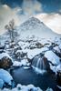 Buachaile Etive More (Twiglet Images) Tags: nikon d600 mountain landscape scotland glen coe glencoe etive mor sky blue snow frozen freeze river beautiful