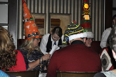TEDS ANNUAL CHRISTMAS PARTY - 12/16/2017 (Traffic Engineering Data Solutions) Tags: christmasparty cheers christmas elfhats holidayparty lakemaryflorida officeparty orlandoflorida trafficengineeringdatasolutions civilengineer wine
