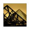 Série Pyramide du Louvre : N° 21 (Jean-Louis DUMAS) Tags: pyramide louvre architecture architect architecte lines batiment building hdr black white monochrome explore géométrique bâtiment ciel fenêtre toit abstract abstrait abstraction
