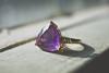 Grandmothers Ring (Clovesandbuttons) Tags: clovesandbuttonsphotography nikon d3400 ring jewlery purple closeup