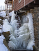 FROZEN (J MERMEL) Tags: buildings genres geography homes snow stilllifeoutdoor usoutsidenyc weather ice grist mill