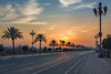 Last Sunset of 2017 (hamzaqayyum) Tags: sunset landscape clouds longexposure nature outdoor islamabad pakistan road goldenhour sun sunlight