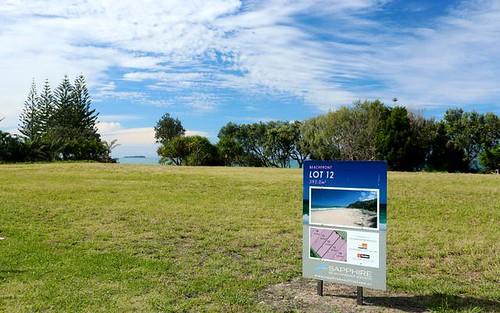 Lot 12 Oceanfront Drive, Sapphire Beach NSW 2450