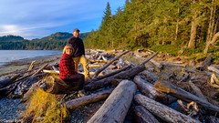 Dave and Cheryl Byng-French Beach (david byng) Tags: 2017 landscape winter vancouverisland pacificocean hiking frenchbeach canada britishcolumbia beach