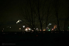fireworks over the little town (photos4dreams) Tags: sylvester newyearsday happynewyear silvester jahreswechsel feuerwerk fireworks photos4dreams p4d photos4dreamz sparkle glitzern bling 20172018