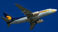 Jet Airways Boeing B737-700 VT-JNU Bangalore (BLR/VOBL) (Aiel) Tags: jetairways boeing b737 b737700 vtjnu bangalore bengaluru
