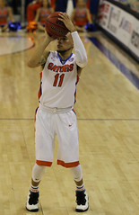 IMG_8557a Chris Chiozza 11 for 3, Assist KeVaughn Allen 4 (dbadair) Tags: secbasketballspidersgatorsfloridarichmondgainesville gainesville florida unitedstates uf gators sec basketball ncaa o'connell center