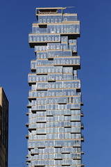 Jenga Tower (A Sutanto) Tags: condominuim tower 56leonard street nyc new york city usa skyscraper tall