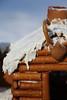 The gingerbread log cabin, detail (II) (dididumm) Tags: gingerbreadlogcabin christmas winter snow baking homemade selbstgemacht backen gebäck schnee weihnachten lebkuchenblockhaus lebkuchenblockhütte lebkuchen