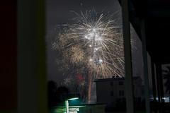 DSC_0244 (ClaraCotugno) Tags: firework firstgenuary colours night holidays happynewyear newyear happy photo photography nikon nikond3400 nikond3400photography nikonitalia naples