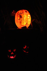 IMG_6449 (comtrag) Tags: jackolanterns rogerwilliamszoo rhodeisland halloween pumpkins pumpkincarving