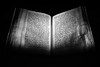 (saavedl) Tags: uk york minsteryd england reinounido gb book manuscript ancient museum minster cathedral bw bn blackandwhite monochrome xt20 lowkey contrast
