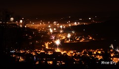 Happy New Year (Michi Key) Tags: sylvester fireworks feuerwerk newyear