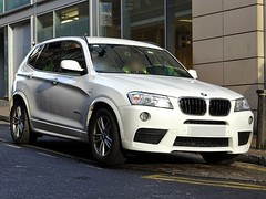 West Midlands Police Unmarked BMW X3 Driver Training Unit, Birmingham City Centre. (Vinnyman1) Tags: west midlands police unmarked bmw x3 driver training unit dtu bronze command osu operational support emergency services service rescue 999 central england uk united kingdom gb great britain