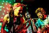 The Mouldy Lovers (Kathryn Bermingham - baritone saxophones) (Dakiny) Tags: 2017 summer august japan night tokyo shibuya city street music live rock bad ska people woman portrait nikon d750 nikkor 50mm f18 afsnikkor50mmf18g nikonafsnikkor50mmf18g nikonclubit