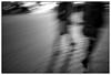 running away (Alexandre Dulaunoy) Tags: runningaway noiretblanc noirblanc street streetphotography blackwhite nb bw vilnius walking peoplewalking monochrome bynight