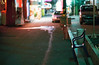 ... (june1777) Tags: snap street seoul night light kyocera contax n1 carl zeiss n planar nplanar 85mm f14 fuji superia xtra 400 chungmuro