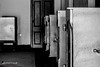 Lockers in a Room (Locked) (Sagor's) Tags: abstract locker nikon nikond5300 d5300 55200 55mm dof depth composition grey bw black white blackandwhite bd bangladesh photo photography manukganj mean meaning meaningfull room lock locked structural structure frame object objects