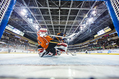 """Kansas City Mavericks vs. Colorado Eagles, December 16, 2017, Silverstein Eye Centers Arena, Independence, Missouri.  Photo: © John Howe / Howe Creative Photography, all rights reserved 2017. • <a style=""""font-size:0.8em;"""" href=""""http://www.flickr.com/photos/134016632@N02/39138137161/"""" target=""""_blank"""">View on Flickr</a>"""