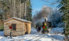 Looking for coal (kdmadore) Tags: wwf victorianchristmas maine 2foot railroad steamlocomotive train alna wwfry steam christmas wiscasset narrowgauge