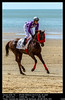 Horse race on Sanlucar of Barrameda, Spain, 2016 (__Viledevil__) Tags: 2016 barrameda spain action amazon beach bet competition competitor day equine exciting fast horse jockey motion outdoors people power race racecourse ride rider rivalry run running sand speed sport track win winner sanlúcardebarrameda cádiz españa